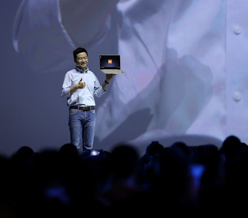 Xiaomi Unveils MacBook Air Lookalike
