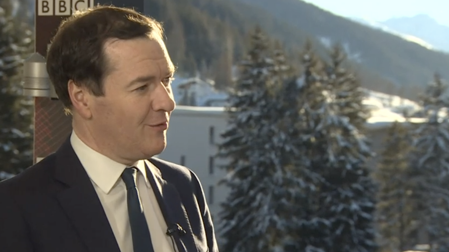 Brexit delay is 'most likely', says George Osborne