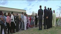Good Friday memorial honors those killed one year ago