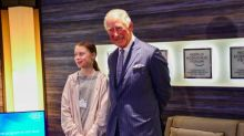 Reshape economy to fight climate crisis, says Prince Charles