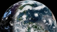 Hurricane Florence Looks Truly Terrifying From Space