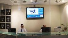 Canada's main stock index posts triple-digit gain pushing streak to six weeks