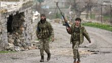 Stakes rise in Turkey's Afrin assault as pro-Assad militia arrive
