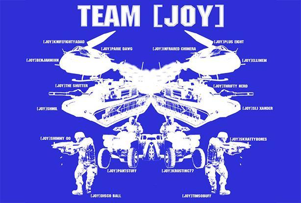 Joystiq Presents: Team spirit