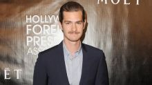 Andrew Garfield: Making 'Spider-Man' Was Like 'Canning Coke'