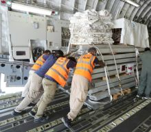 Emergency aid heads to Lebanon as world offers support