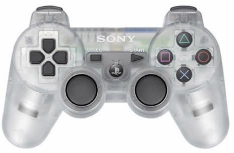 Crystal DualShock 3 hits Japan in December