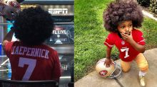 Colin Kaepernick is this year's hottest Halloween costume