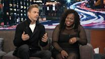 Derek Hough And Amber Riley Love to Shake Their Fun Stuff