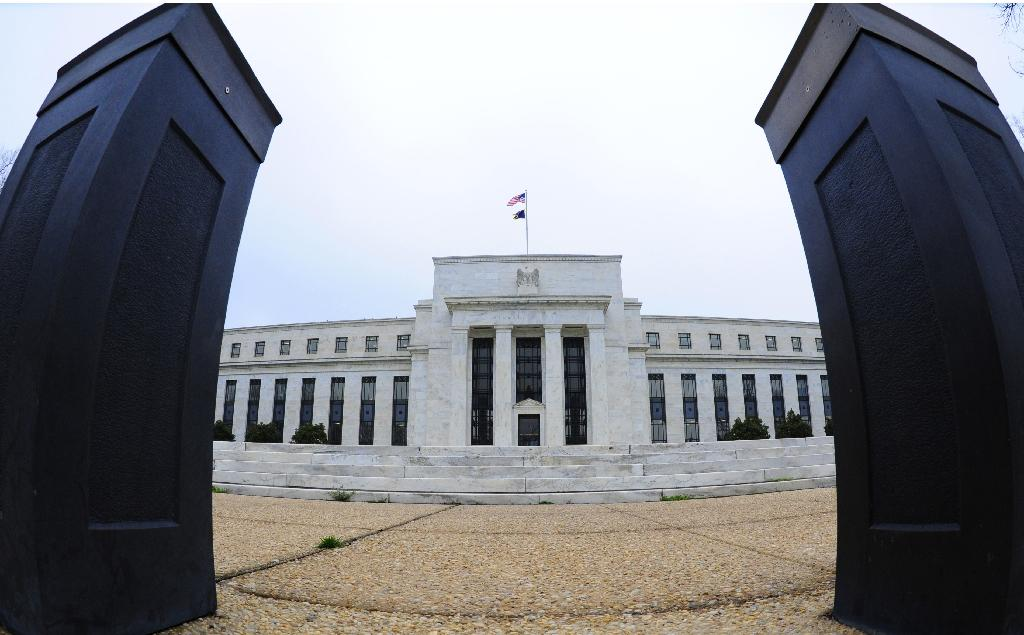 The Federal Reserve last acted in December when it adopted only its second interest rate increase in a decade (AFP Photo/KAREN BLEIER)