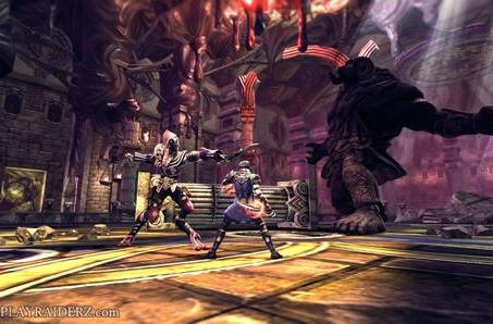 RaiderZ now available on Steam