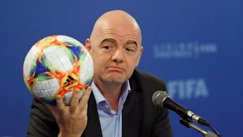 FIFA's sexism casts shadow over World Cup