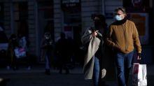 New coronavirus cases rise in France, third national lockdown feared