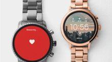 Google compra tecnologia de smartwatch da Fossil por US$ 40 milhões