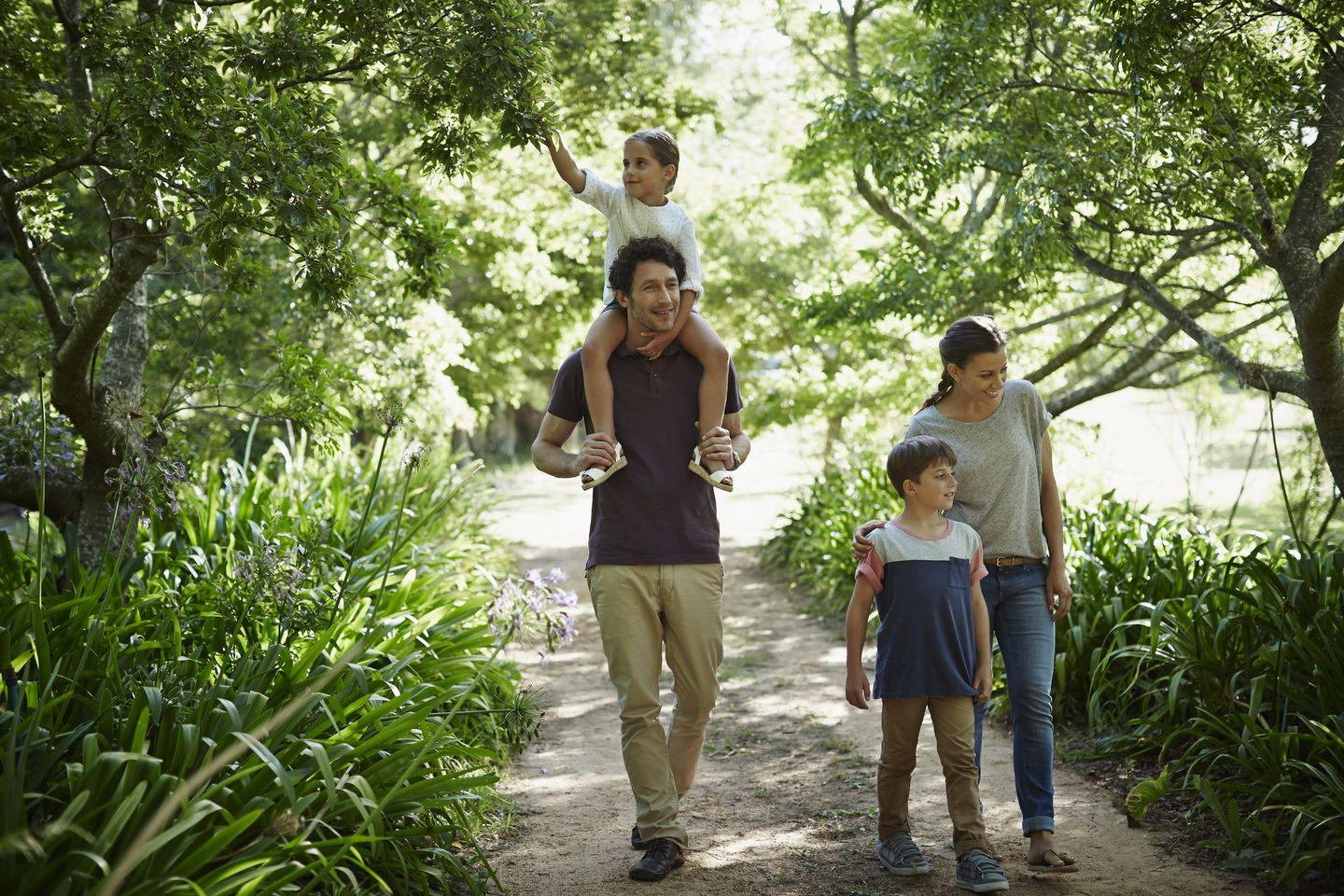 <p>Looking for low-key 4th of July? Use your day off to explore a new neighborhood park as a family. </p>