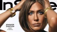 Jennifer Aniston, 50, unrecognisable in new photoshoot