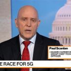 Huawei Isn't Trying to Dominate Telecom Market With 5G, CTO Paul Scanlan Says