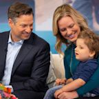 Richard Engel and son send love to special needs community during pandemic