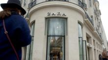 Zara owner Inditex says strong euro hit first half results
