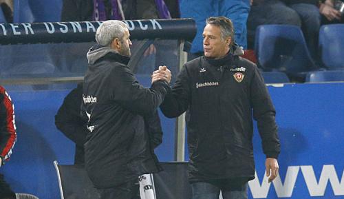 2. Liga: Dynamo bindet Trainerstab von Neuhaus