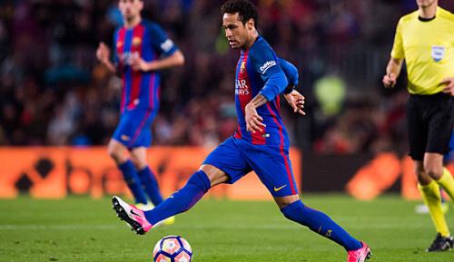 """Champions League: Neymar: """"Müssen unsere Arbeit machen"""""""