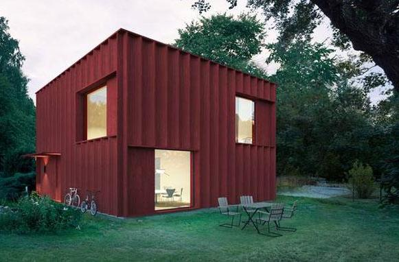 Sweden's 'dream home' crowdsourced from 200 million web searches