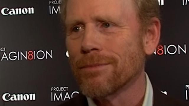 Ron Howard, Bryce Dallas Howard premiere