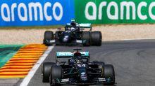 Formel 1 Spa 2020: Lewis Hamilton lässt nichts anbrennen