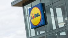 Shoppers flock to Lidl as German supermarket hits record UK market share