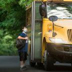 U.S. students begin returning to school amid the coronavirus pandemic