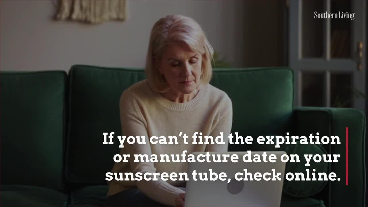 How To Tell If Your Sunscreen Is Expired