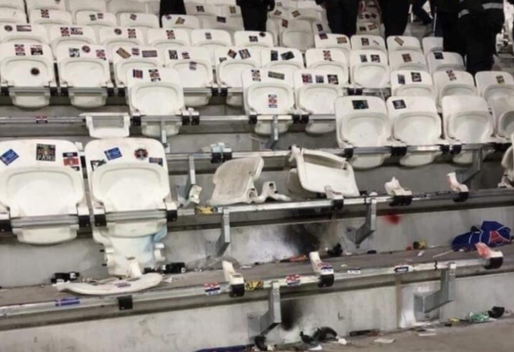 LFP: la Commission de discipline clémente avec le PSG après les incidents au Parc OL