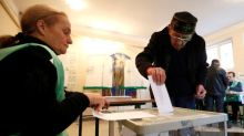 Ruling party in Georgia wins constitutional majority after vote run-off