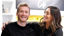 Ex-Weltmeister: André und Anna Schürrle verliebt in Berlin