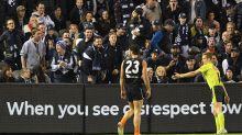 McLachlan says AFL fans unease is new