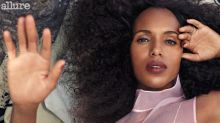 Why Kerry Washington Wears Her Hair Natural Now That's She's a Mom