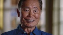George Takei visits Hiroshima and recounts time spent in U.S. internment camp