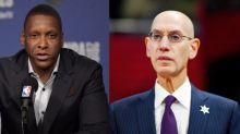 NBA Commissioner Adam Silver apologizes to Raptors' Masai Ujiri