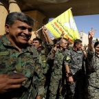 Defeated Isil 'cowards' take the bus home as Raqqa, capital of terrorism, is defeated at last