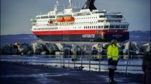 Mindestens 36 Corona-Fälle unter Besatzungsmitgliedern auf Hurtigruten-Schiff