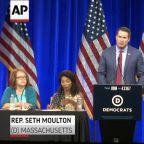 Seth Moulton ends 2020 Democratic White House bid