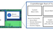 Rambus Expands Family of CryptoManager Root of Trust Secure Silicon IP Cores