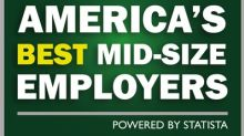 Forbes Names BioMarin 4th Best Midsize Employer in America