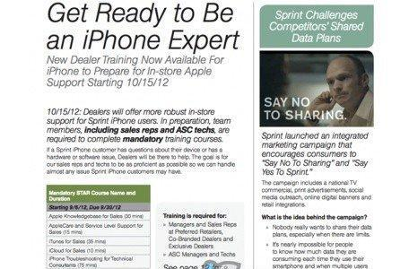 Sprint to increase in-store service for iPhone customers