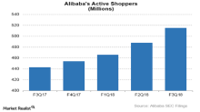 Shedding Light on Alibaba's Shopper Metrics
