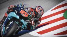 Moto - MotoGP - Catalogne - GP de Catalogne: Fabio Quartararo signe le meilleur temps des essais libres