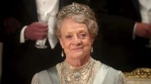 Maggie Smith will have her own COVID-19 bubble during 'Downton Abbey' sequel filming