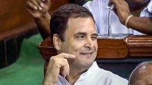 No-Confidence Motion in Lok Sabha: Rahul Gandhi misquotes unemployment figures
