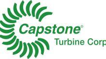Capstone Turbine (NASDAQ:CPST) Receives 600-Kilowatt Clean Energy Order for a Data Center Application in Eastern Europe