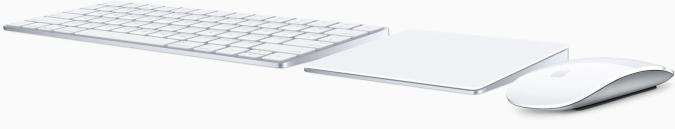 Tastatur, Maus, Trackpad: Apple stellt neues Zubehör vor